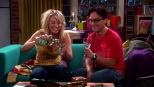 The Big Bang Theory 03x02 : The Jiminy Conjecture- Seriesaddict